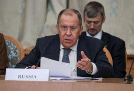 """Lavrov o odnosima Rusije i EU """"Moskva spremna za dijalog, Evropa nije"""""""