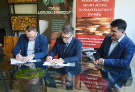 Sporazum o obuci radne snage potpisan u Loparama