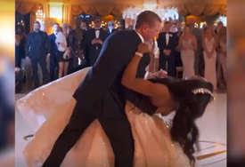 Hit snimak sa svadbe: Krenuo je PRVI PLES, a onda je uslijedila scena koju sad svi dijele (VIDEO)