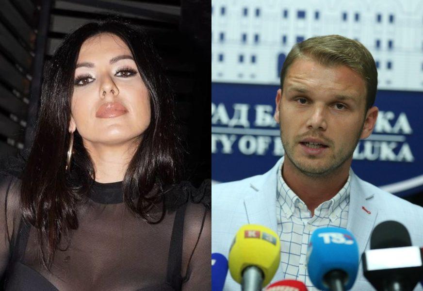 """""""NEĆU DA DEMANTUJEM"""" Tanja Savić progovorila o vezi sa Draškom Stanivukovićem (FOTO)"""