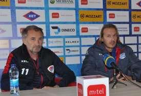 TRENERI ŽALE ZA ŠANSAMA Krunić: Zaustavili smo Borac, mogli i do sva tri boda