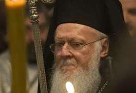 Vaseljenski patrijarh Vartolomej HOSPITALIZOVAN U VAŠINGTONU: Pozlilo mu je zbog dugog leta i brojnih obaveza