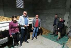 Sertifikatom zaštitili nevesinjski krompir: Porodica Radić iz Pridvoraca čuva svoj proizvod