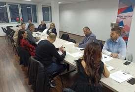 Jednoglasna odluka gradskog odbora NPS: Podrška kandidatu SNSD za gradonačelnika Prijedora