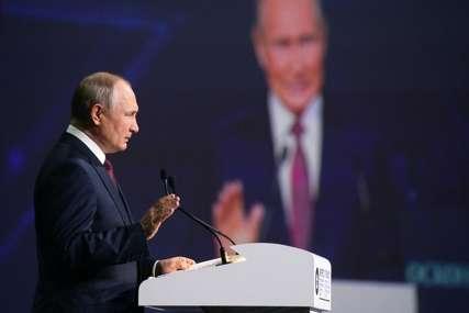 Putin: Povećanje isporuke gasa čim Njemačka da zeleno svjetlo