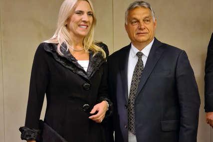 Cvijanović: Zahvalnost Orbanu za veliko poštovanje Srpske u Mađarskoj